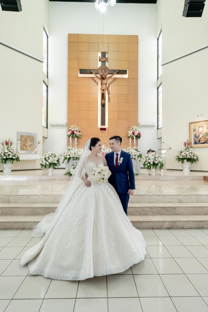 Shangri-la - William & Monica by Maestro Wedding Organizer - 029