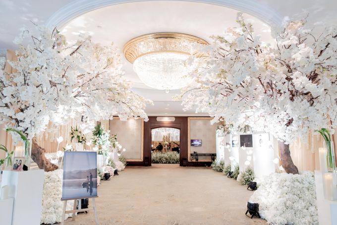 Shangri-la - William & Monica by Maestro Wedding Organizer - 014