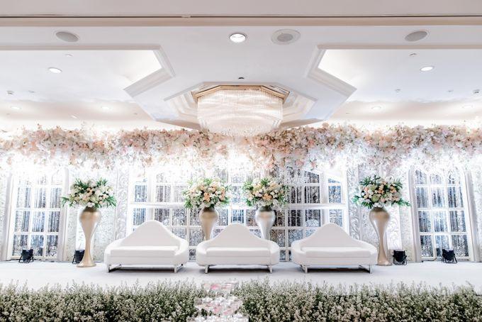 Shangri-la - William & Monica by Maestro Wedding Organizer - 030