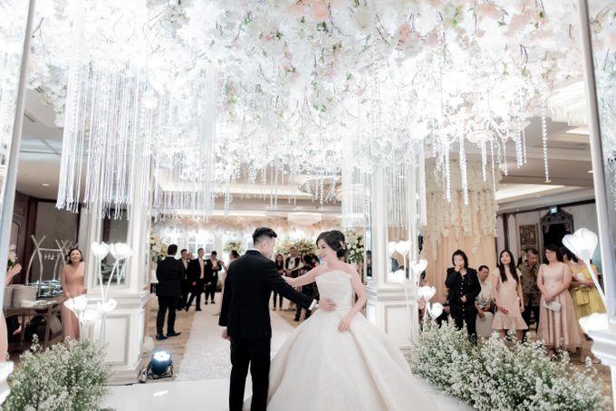 The Wedding of William & Monica by Maestro Wedding Organizer - 007