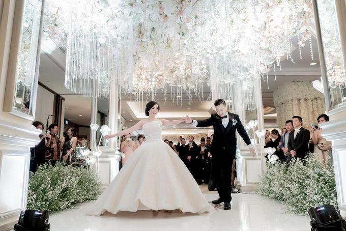 Shangri-la - William & Monica by Maestro Wedding Organizer - 016