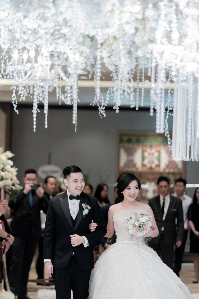Shangri-la - William & Monica by Maestro Wedding Organizer - 017