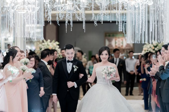 Shangri-la - William & Monica by Maestro Wedding Organizer - 018
