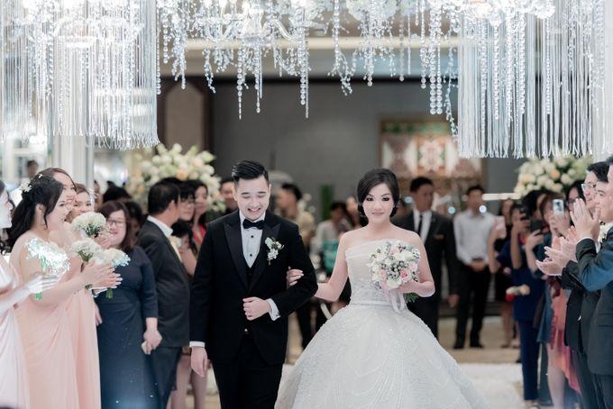 The Wedding of William & Monica by Maestro Wedding Organizer - 008