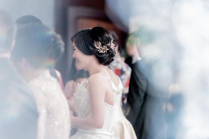 The Wedding of William & Monica by Maestro Wedding Organizer - 009