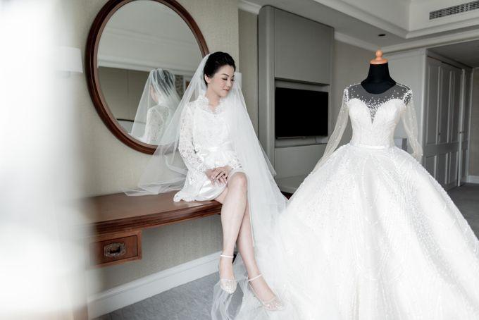 Shangri-la - William & Monica by Maestro Wedding Organizer - 001