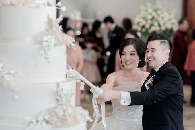 The Wedding of William & Monica by Maestro Wedding Organizer - 010