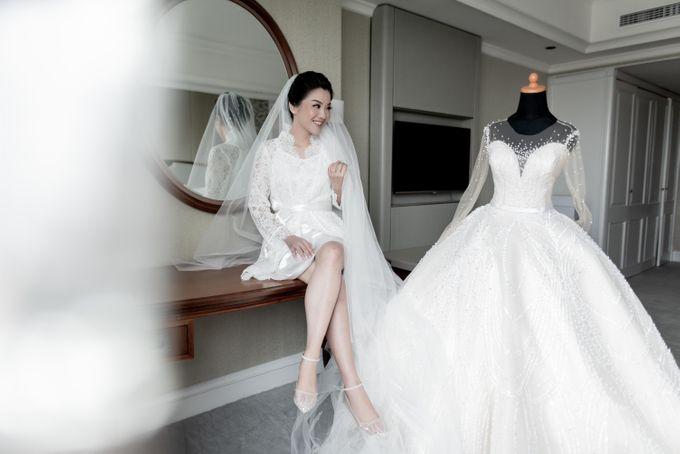 The Wedding of William & Monica by Maestro Wedding Organizer - 003