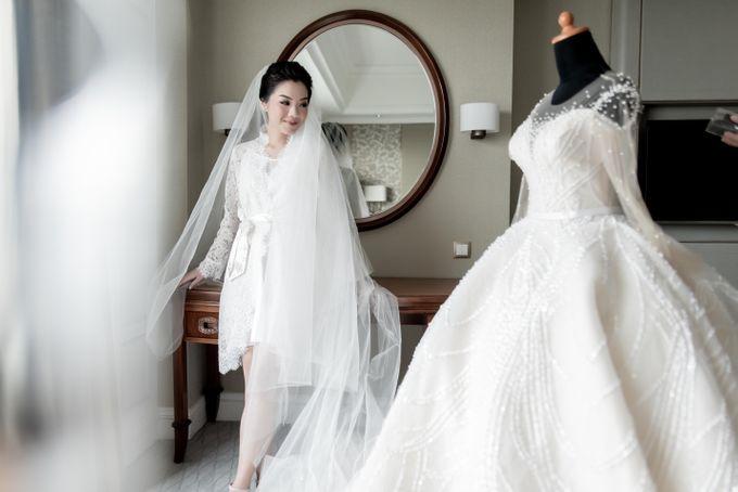 Shangri-la - William & Monica by Maestro Wedding Organizer - 002