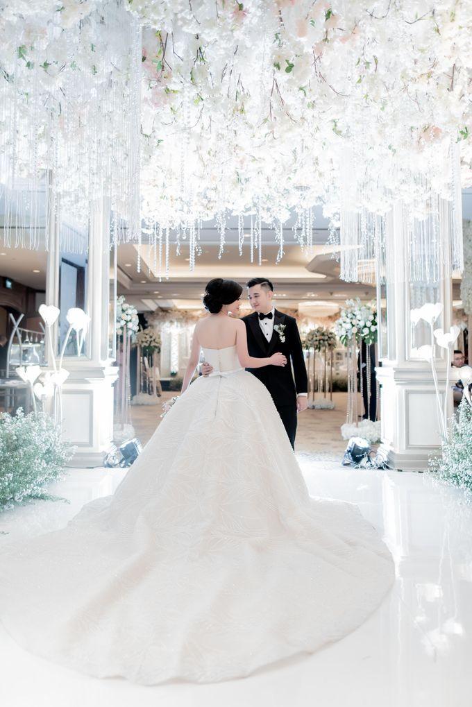 Shangri-la - William & Monica by Maestro Wedding Organizer - 020