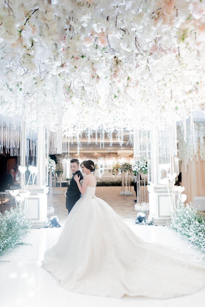 Shangri-la - William & Monica by Maestro Wedding Organizer - 021