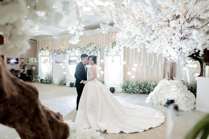 Shangri-la - William & Monica by Maestro Wedding Organizer - 022