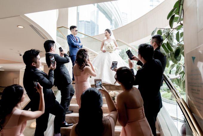 Shangri-la - William & Monica by Maestro Wedding Organizer - 009