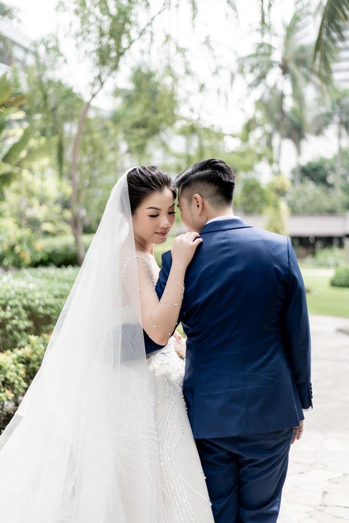 Shangri-la - William & Monica by Maestro Wedding Organizer - 011