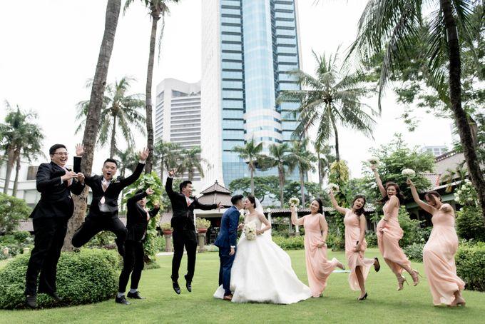Shangri-la - William & Monica by Maestro Wedding Organizer - 028