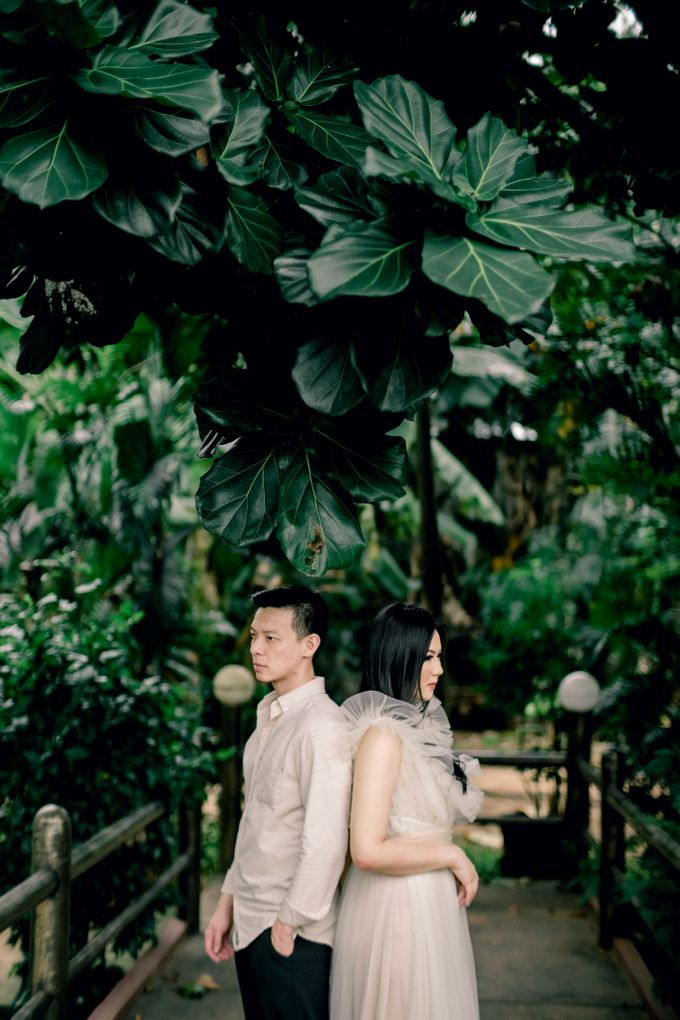 Pre-Wedding Tiffany & Willy by Willie William Photography - 013
