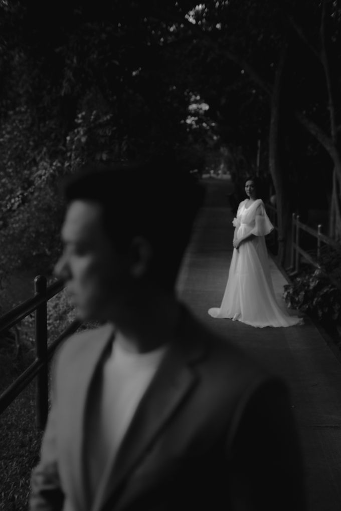 Pre-Wedding Tiffany & Willy by Willie William Photography - 007