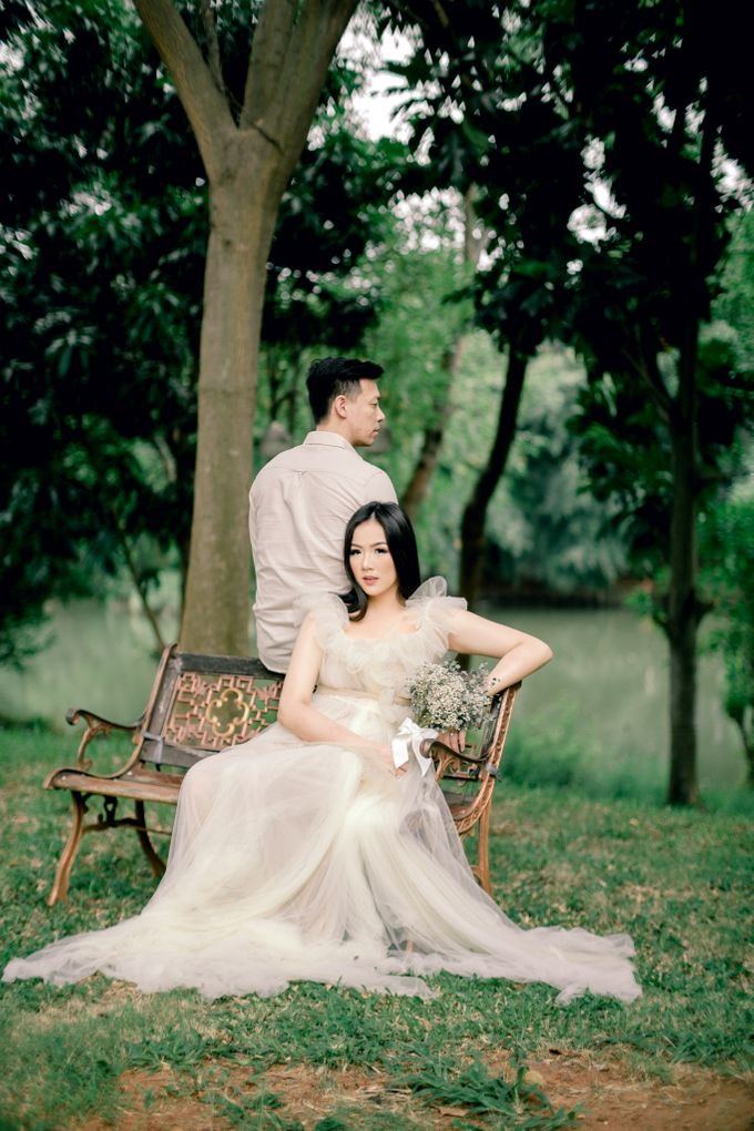 Pre-Wedding Tiffany & Willy by Willie William Photography - 014