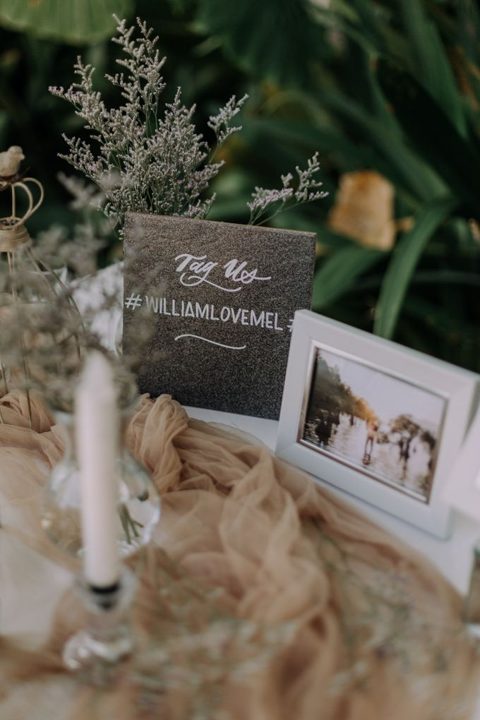 Gorgeously Romantic Bali Villa Wedding of William & Amelia by fire, wood & earth - 031