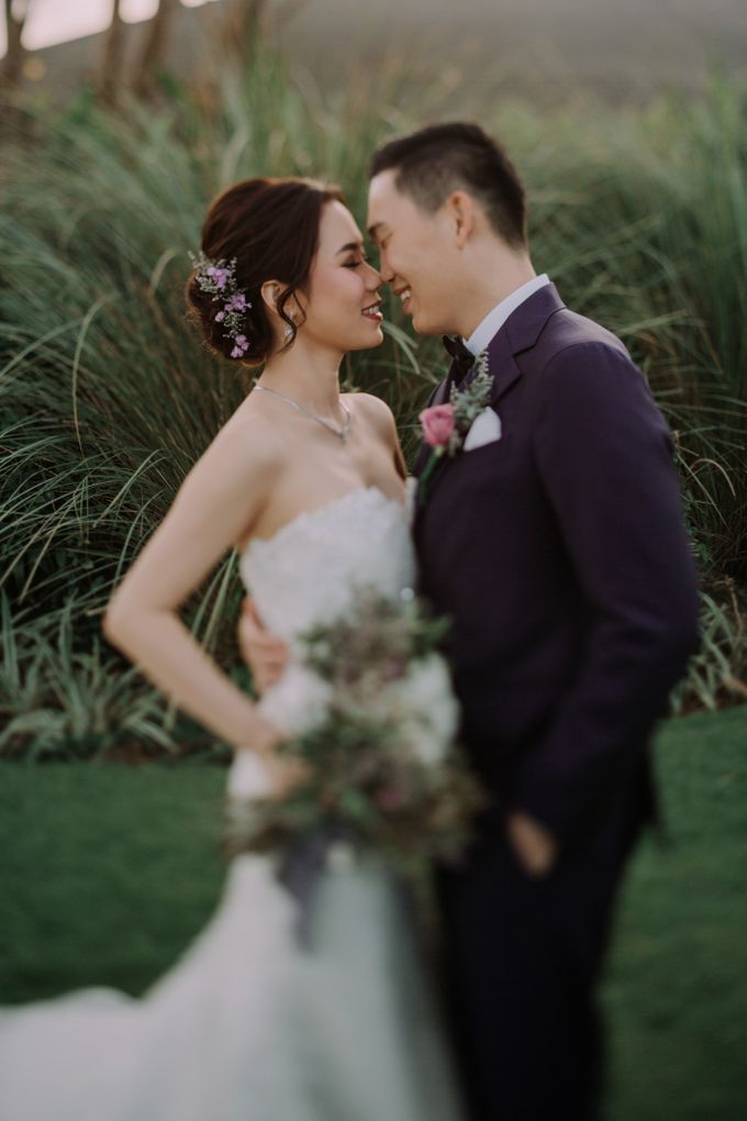 Gorgeously Romantic Bali Villa Wedding of William & Amelia by fire, wood & earth - 033