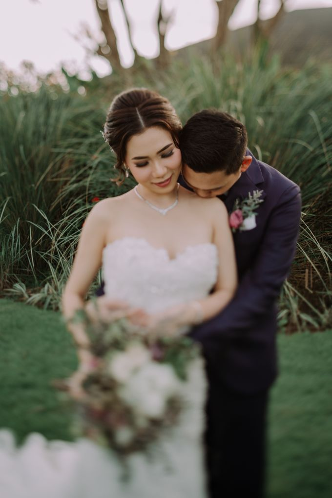 Gorgeously Romantic Bali Villa Wedding of William & Amelia by fire, wood & earth - 034