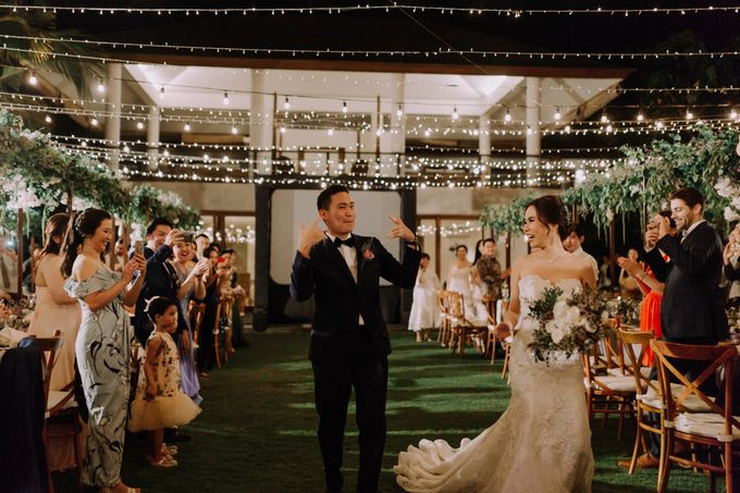 Gorgeously Romantic Bali Villa Wedding of William & Amelia by fire, wood & earth - 043