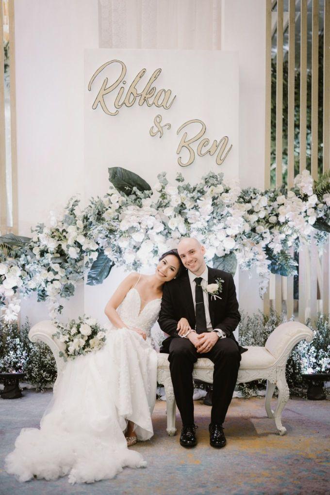 Ben and Ribka wedding by Florencia Augustine - 004