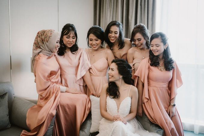 Ben and Ribka wedding by Florencia Augustine - 005