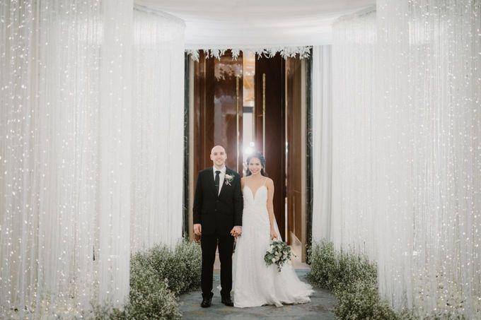 Ben and Ribka wedding by Florencia Augustine - 006