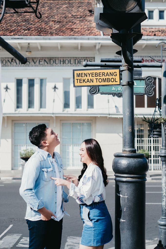 Bandung Prewedding of William & Grace by Kairos Works - 004