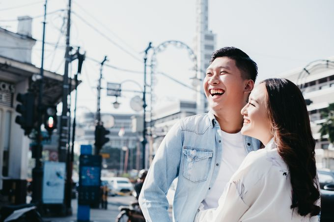 Bandung Prewedding of William & Grace by Kairos Works - 005