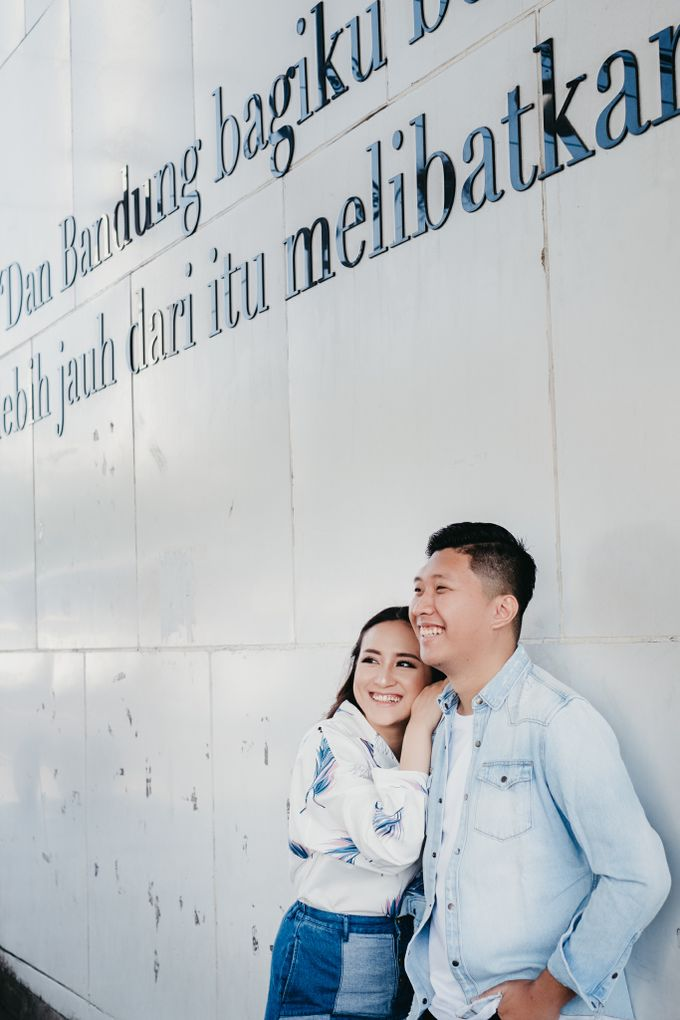 Bandung Prewedding of William & Grace by Kairos Works - 008