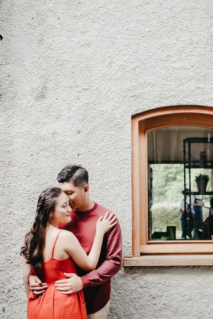 Bandung Prewedding of William & Grace by Kairos Works - 015