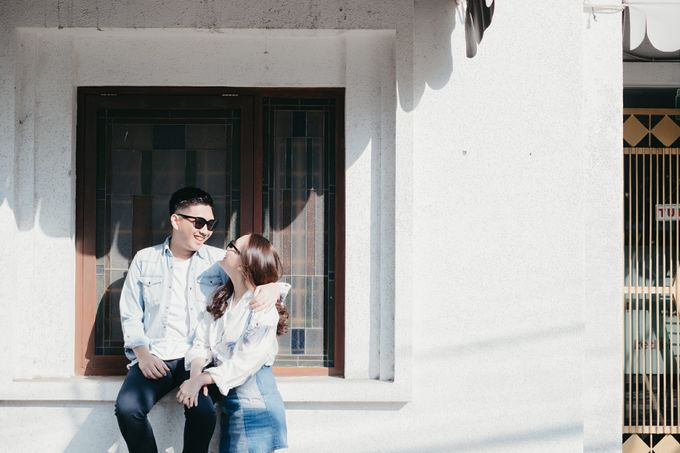 Bandung Prewedding of William & Grace by Kairos Works - 003