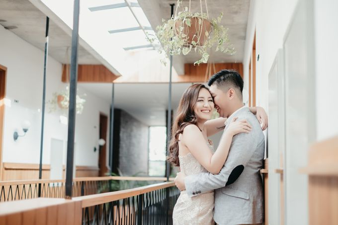 Bandung Prewedding of William & Grace by Kairos Works - 019