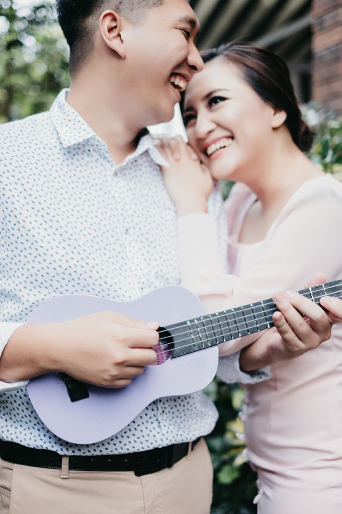Bandung Prewedding of William & Grace by Kairos Works - 027