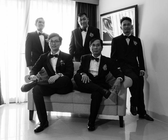 William & Su Yeon by Double Happiness Wedding Organizer - 007