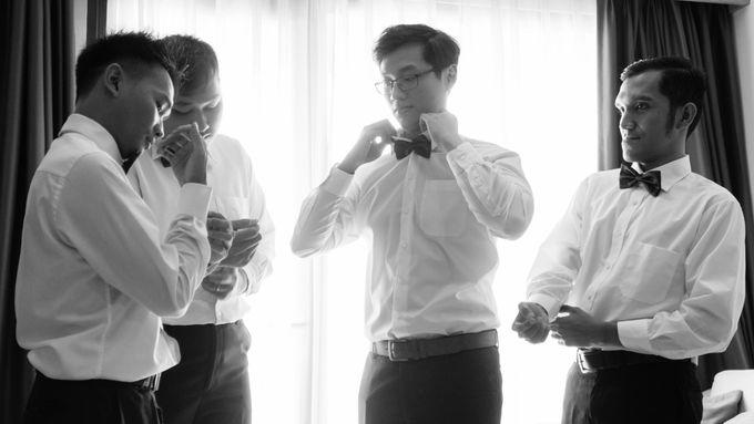 William & Su Yeon by Double Happiness Wedding Organizer - 003