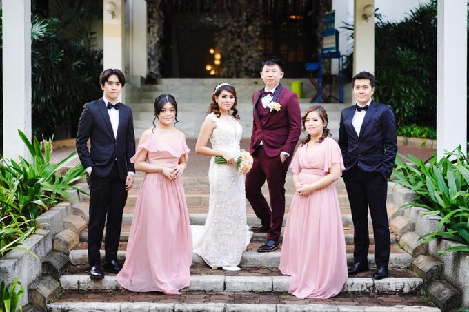 Wedding Of Willy & Anne by Ohana Enterprise - 012