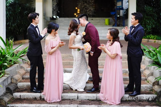 Wedding Of Willy & Anne by Ohana Enterprise - 013