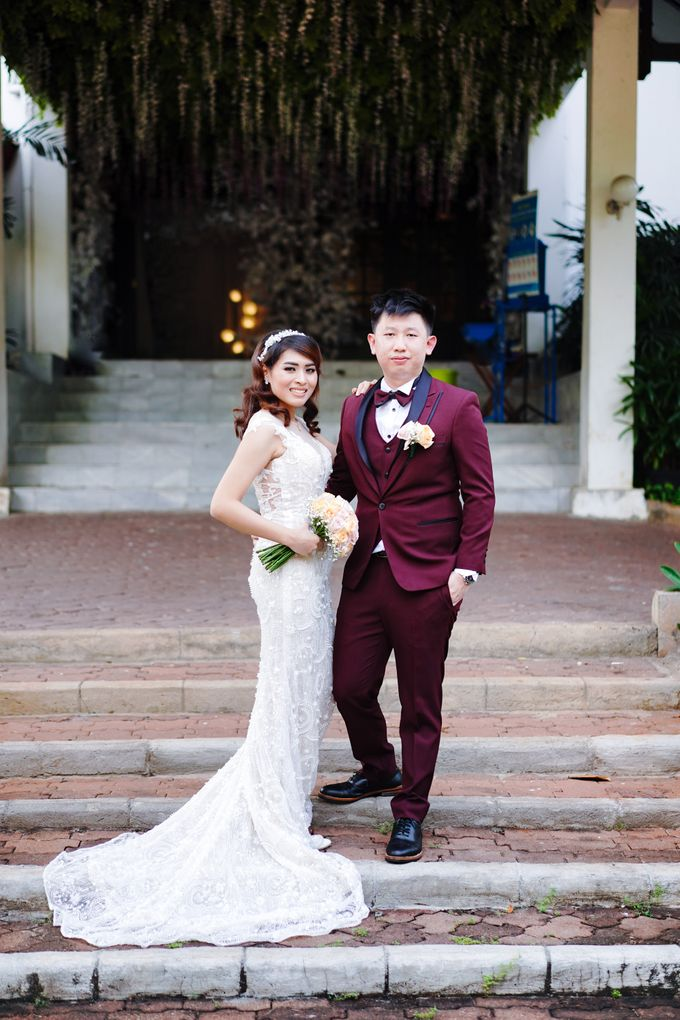 Wedding Of Willy & Anne by Ohana Enterprise - 014