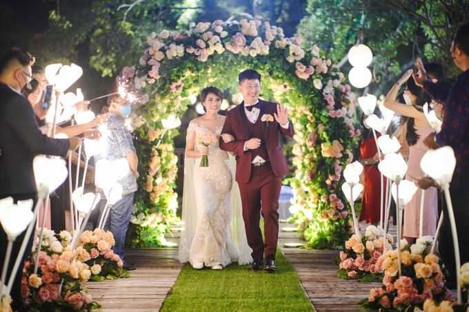 Wedding Of Willy & Anne by Ohana Enterprise - 017