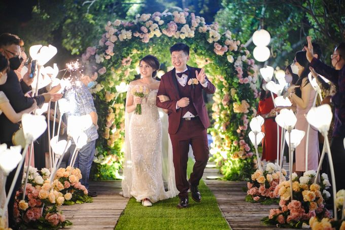 Wedding Of Willy & Anne by Ohana Enterprise - 018