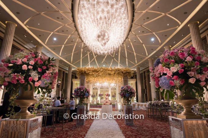Wilson Regina Wedding At Kempinski Bali Room By Grasida Decoration