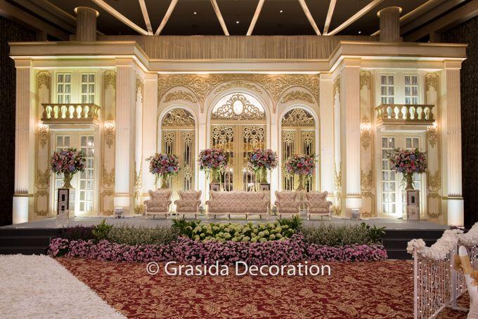 Wilson & Regina Wedding at Kempinski Bali Room by Grasida