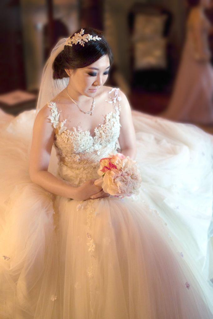 Viani & Gunawan Bali Wedding by Cynthia Kusuma - 001