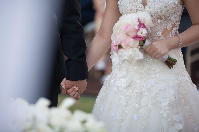 Viani & Gunawan Bali Wedding by Cynthia Kusuma - 004