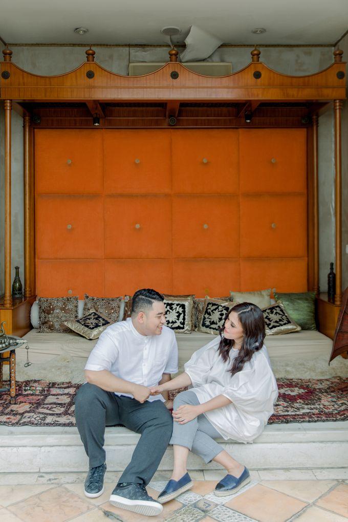 Putra & Nadia Prewedding by Iris Photography - 038