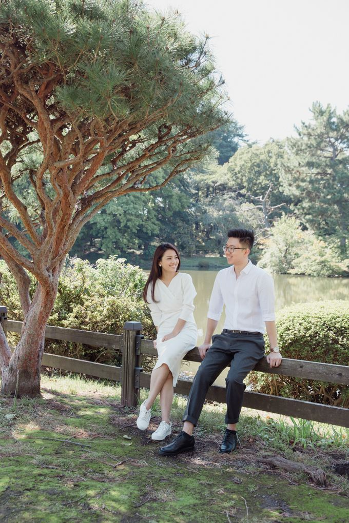 Japan Prewedding - Vincent and Adeline by Iris Photography - 001