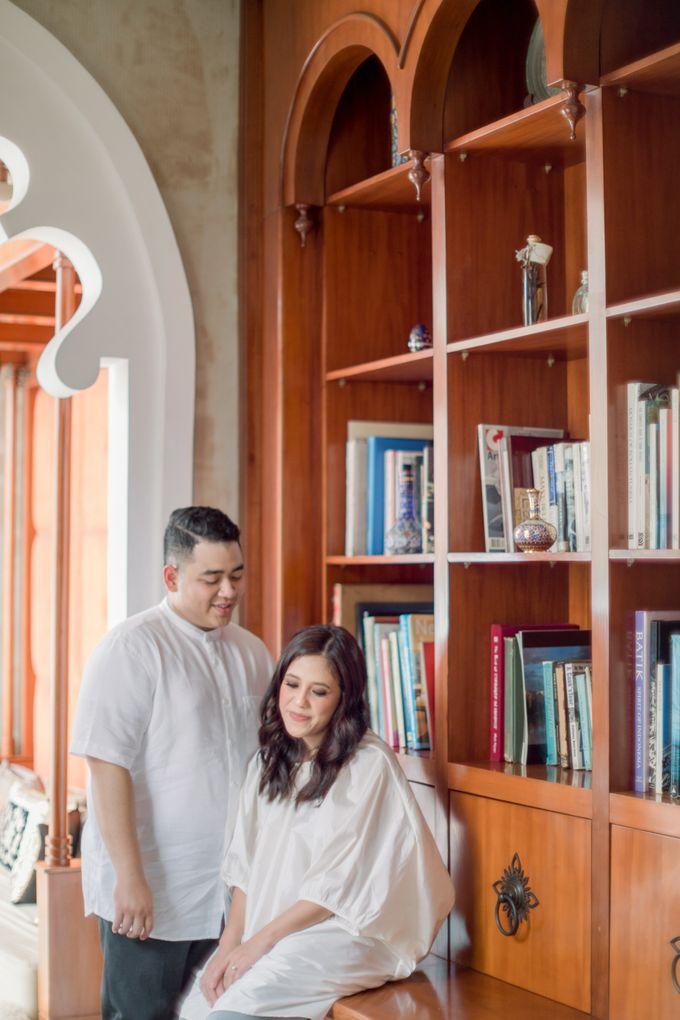 Putra & Nadia Prewedding by Iris Photography - 037